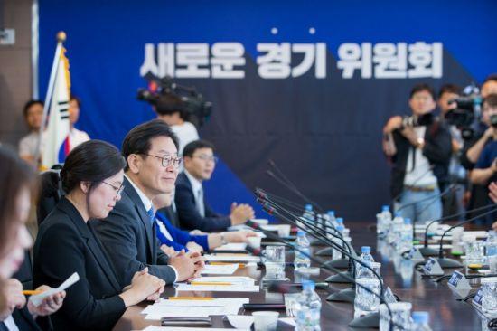 이재명표 '빚탕감 프로젝트' 본격 가동…560억 채권 소각
