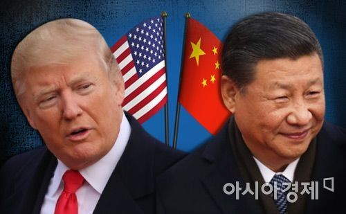 """北신문 """"미·중 무역전쟁, 한쪽 포기 않으면 더욱 격화될 것"""""""