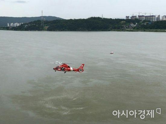 '양예원 사건' 스튜디오 실장, 암사대교 인근서 발견