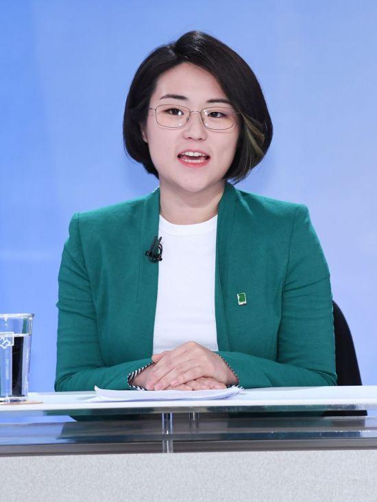 신지예 전 녹색당 서울시장 후보 / 사진=연합뉴스