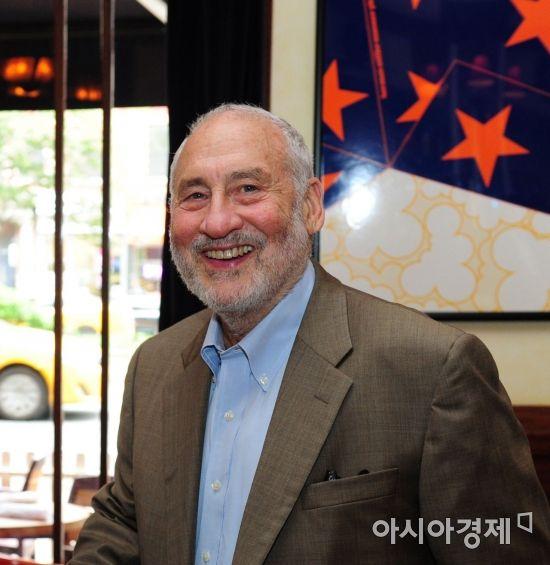 조셉 스티글리츠 컬럼비아대 경제학 석좌교수