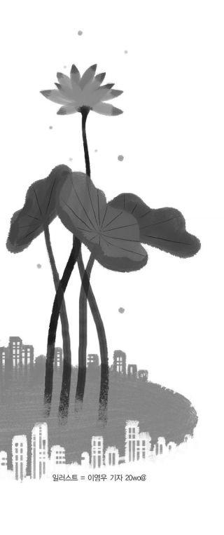 [윤제림의 행인일기 100·끝]연못에서