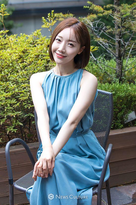 ▲ 뮤지컬 '붉은 정원'(연출 성재준)의 지나 역을 맡은 배우 김금나(왼쪽부터).   ©윤현지 기자