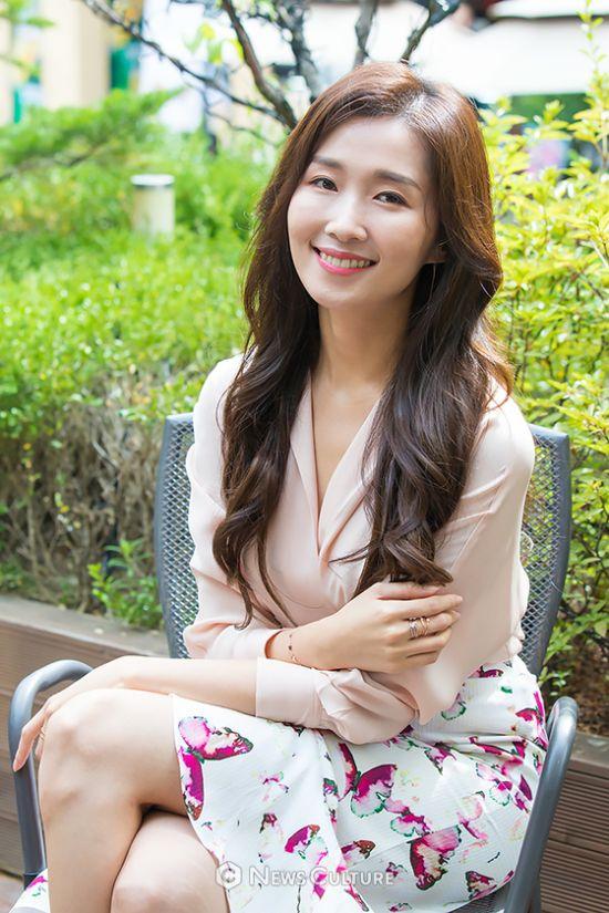 ▲ 뮤지컬 '붉은 정원'(연출 성재준)의 지나 역을 맡은 배우 이정화.   ©윤현지 기자