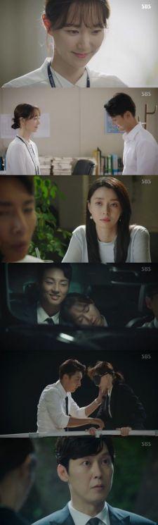사진= SBS 드라마 '친애하는 판사님께' 화면 캡처
