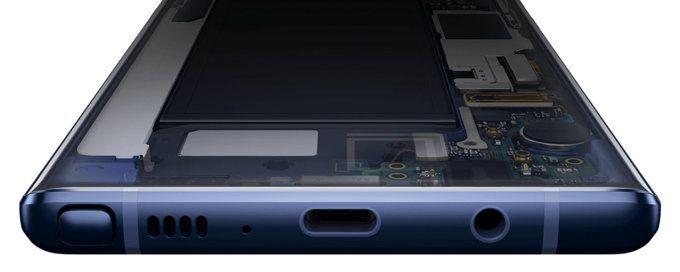 스마트폰 안에 진짜 '물'이 들어있다?