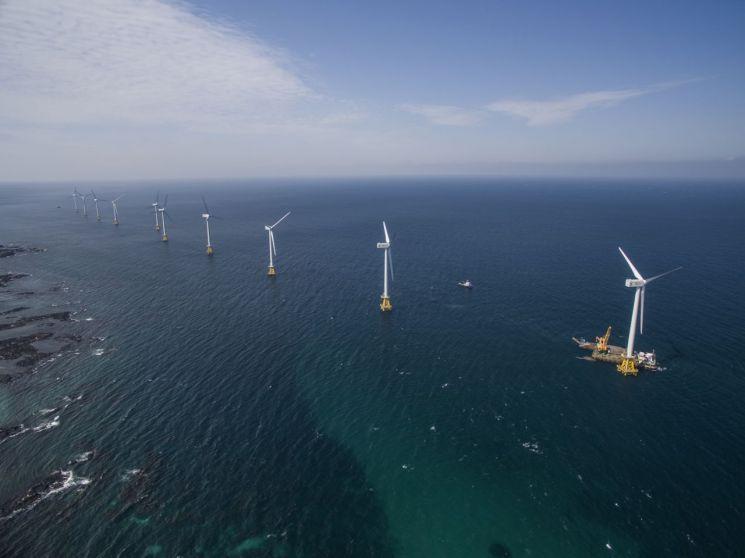 인천 대초지·덕적도 해상에 600㎿ 풍력발전단지 조성…2025년까지 - 아시아경제