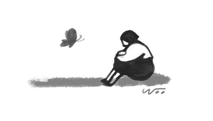 [오후 한 詩]소녀와 노랑나비/한영수