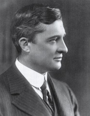 에어컨의 발명가이자 미국의 유명 에어컨 제조사인 캐리어의 창업주, 윌리스 캐리어(Willis Carrier)의 모습.(사진=위키피디아)