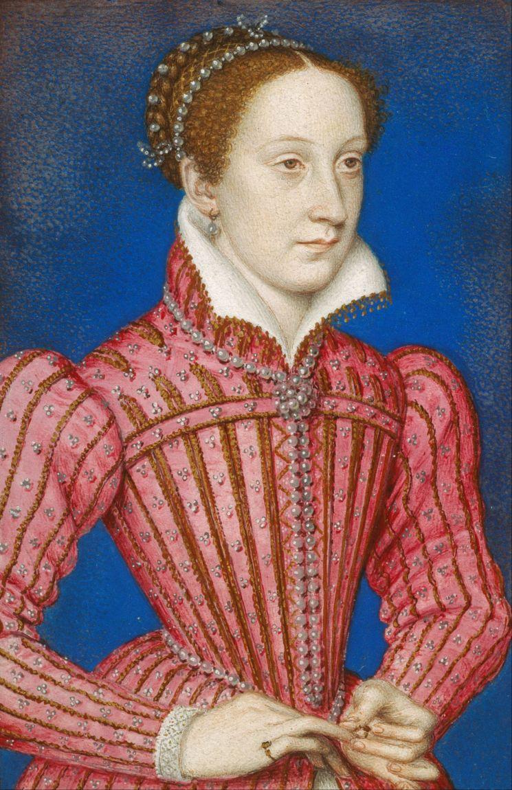 메리 스튜어트 스코틀랜드 여왕은 캐디의 어원을 만든 주인공이다. 출처=위키피디아