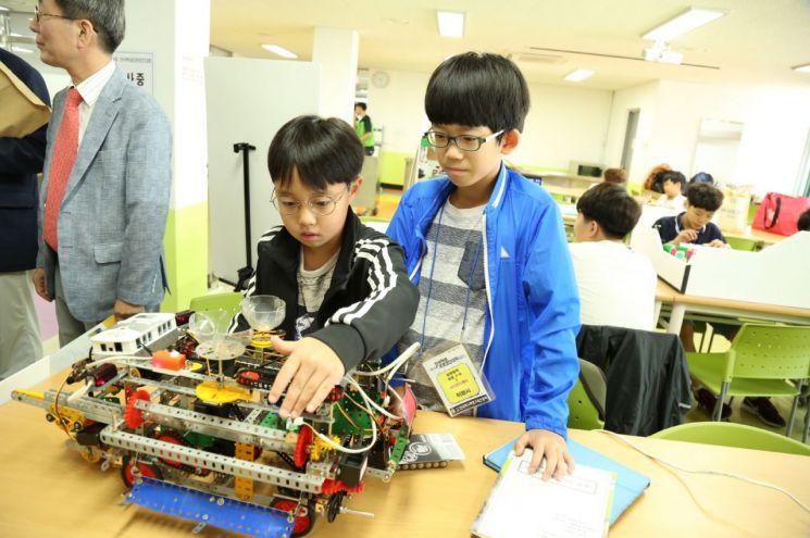 제15회 전국 학생 로봇경진대회 열린다