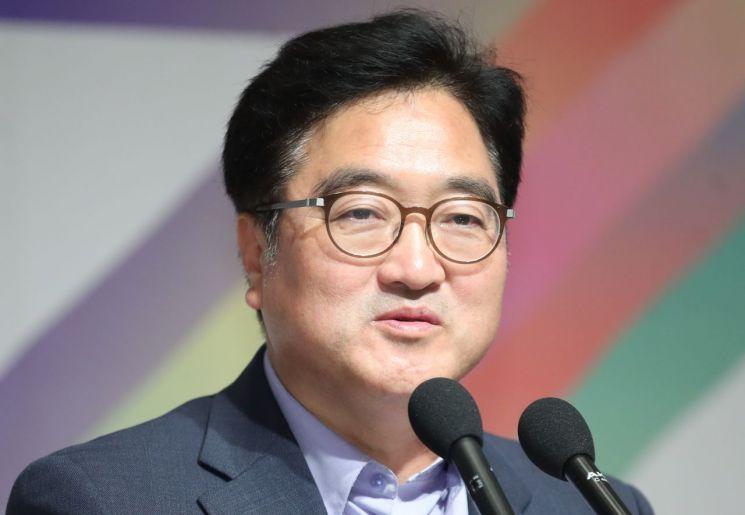 우원식 더불어민주당 의원 [이미지출처=연합뉴스]