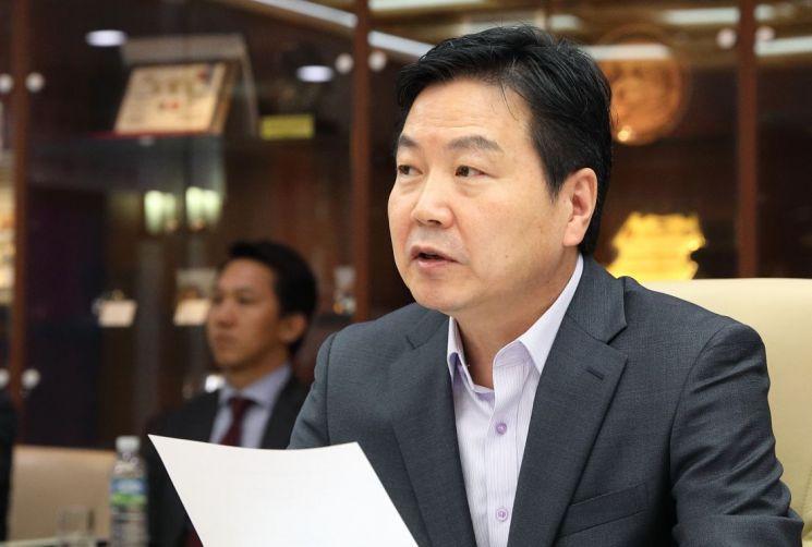 홍종학 중소벤처기업부 장관 [사진=연합뉴스]