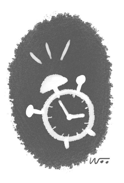 [오후 한 詩]자명종 시계/안상학