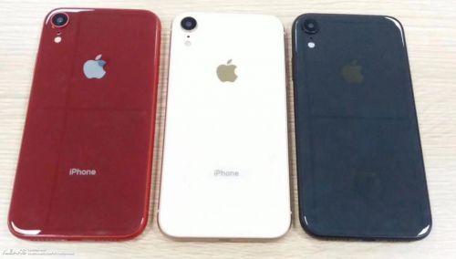 """""""신형 아이폰 3종의 이름은 Xc, XS, XS 플러스"""""""