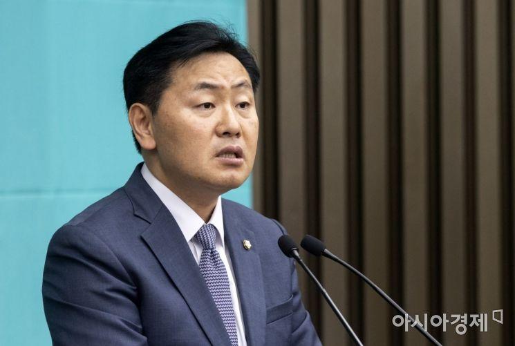 김관영 바른미래당 원내대표./윤동주 기자 doso7@