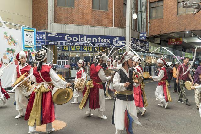 조선시대 최대 시장 부활…종로구 '육의전 축제' 개최