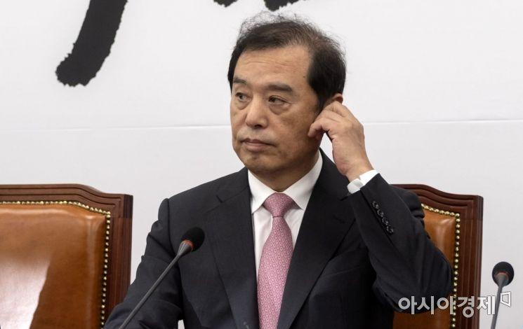 [포토] 정부의 부동산 대책 비판하는 자한당