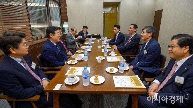 [포토] 아시아경제 골드에이지 포럼 참석 주요내빈들