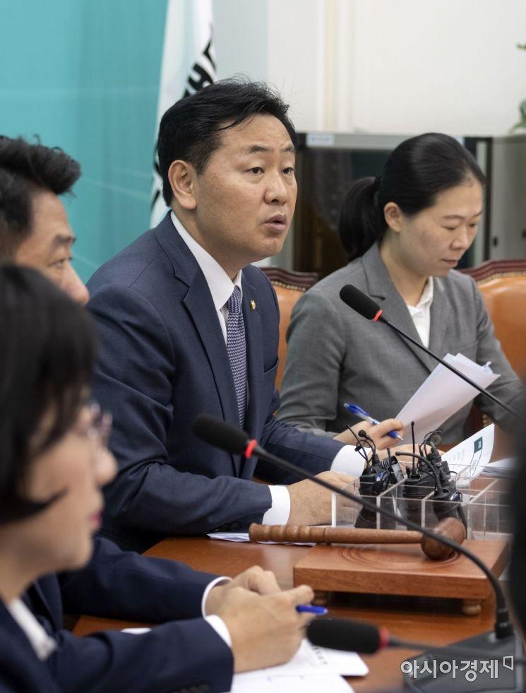 [포토] 발언하는 김관영 원내대표