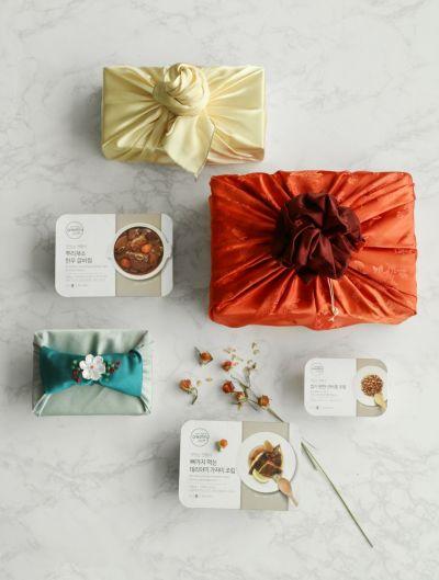 현대그린푸드, 부드러운 한우 갈비찜 등 '연화식' 추석선물세트 8종 출시