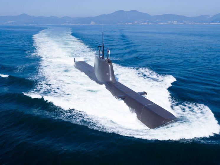 장보고-Ⅱ급 잠수함