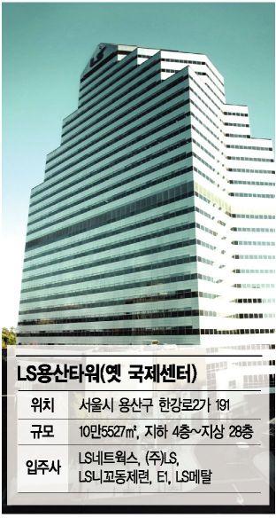 변화 준비하는 LS, 11월 용산에서 새출발...주요 계열사 집결