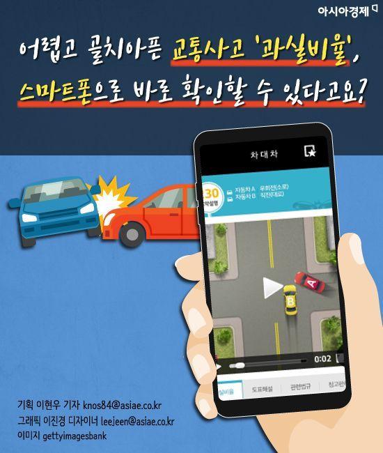 [카드뉴스]골치아픈 교통사고