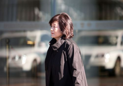 제2차 북미정상회담을 앞두고 중국과 러시아를 잇따라 방문했던 최선희 북한 외무성 부상이 11일 중러 순방 일정을 마무리하고 귀국길 중간 경유지인 베이징에 도착했다. [이미지출처=연합뉴스]