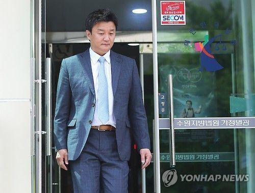 임우재(49) 전 삼성전기 고문.사진=연합뉴스