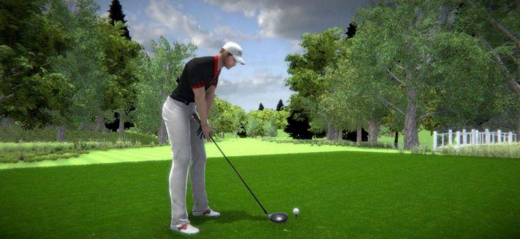 블록체인 기반 3D 골프게임 나온다