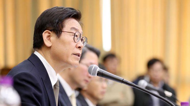 """[2018 국감]이재명 """"평택브레인시티 감사하겠다"""""""