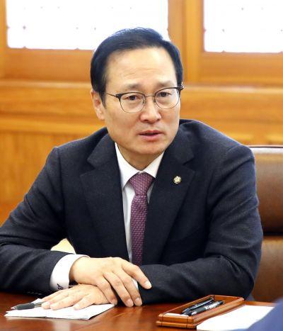홍영표 더불어민주당 원내대표(연합뉴스)