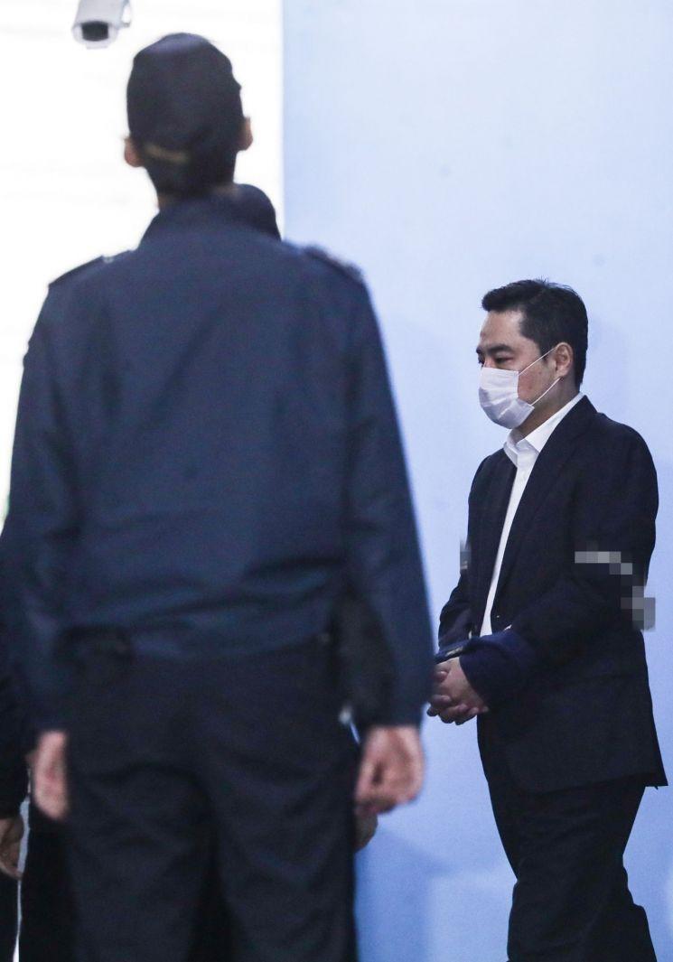 강용석 변호사 (사진=연합뉴스)