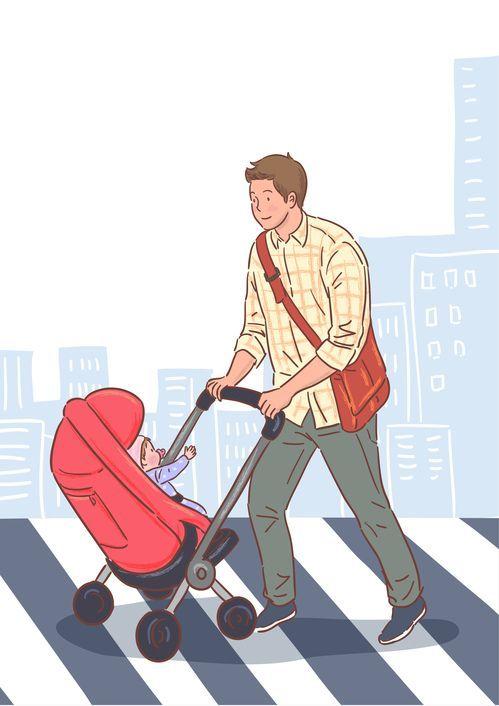 """아빠들도 육아 참여 하라면서…""""기저귀 갈 곳이 없어요"""""""