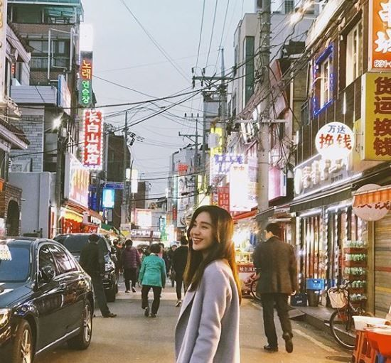 배우 최희서가 SNS를 통해 근황을 전했다. / 사진=최희서 인스타그램 캡처