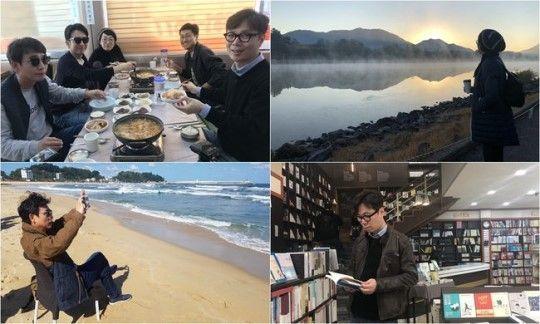 '알쓸신잡3' 속초,고성,양양 여행을 떠났다. 사진=tvN 제공