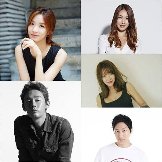 강호동이 '신서유기6' 후속작 '아모르파티' MC를 맡았다. 사진=tvN 제공