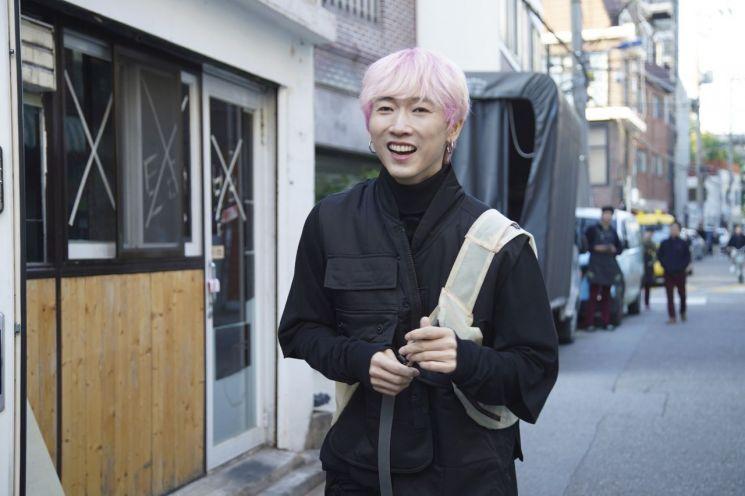 Jang Woo-hyuk came up with a challenge. / Foto = provides JTBC