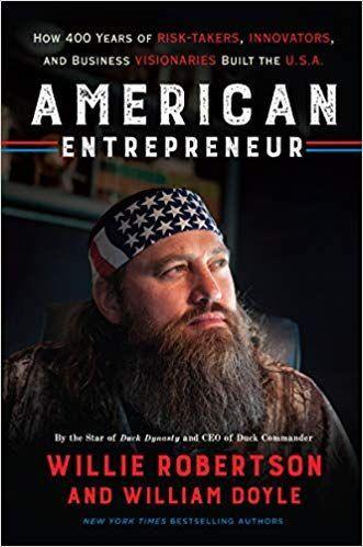 [Foreign Book]미국 경제를 세운 기업가정신