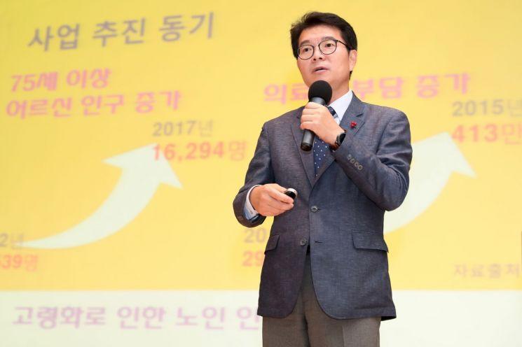[이 사람]정원오 성동구청장 상복 '대박!'...2018년 외부기관평가 49억원 인센티브 확보
