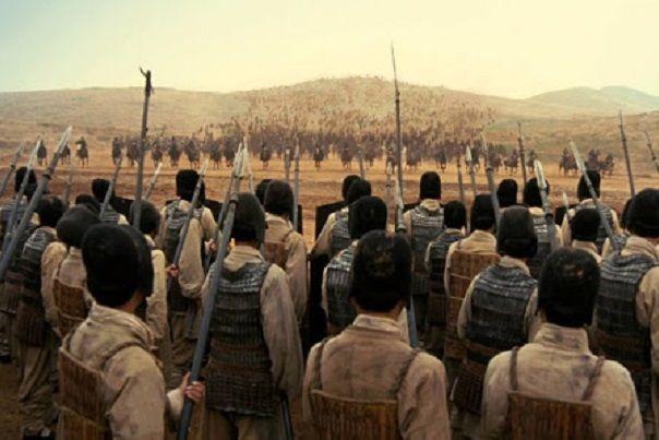 (사진=영화 '적벽대전: 거대한 전쟁의 시작' 캡쳐)