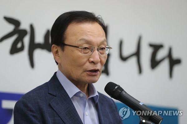 이해찬 더불어민주당 대표.사진=연합뉴스