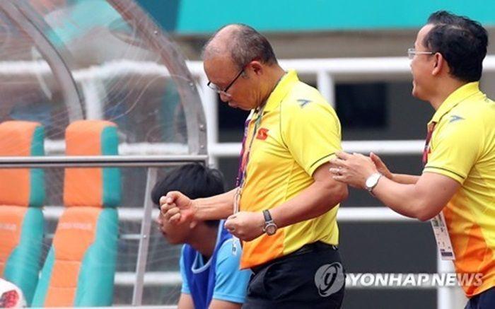 '스즈키 컵' 4강 1차전을 승리한 박항서 감독이 6일 필리핀과 2차전을 벌인다. 사진=연합뉴스