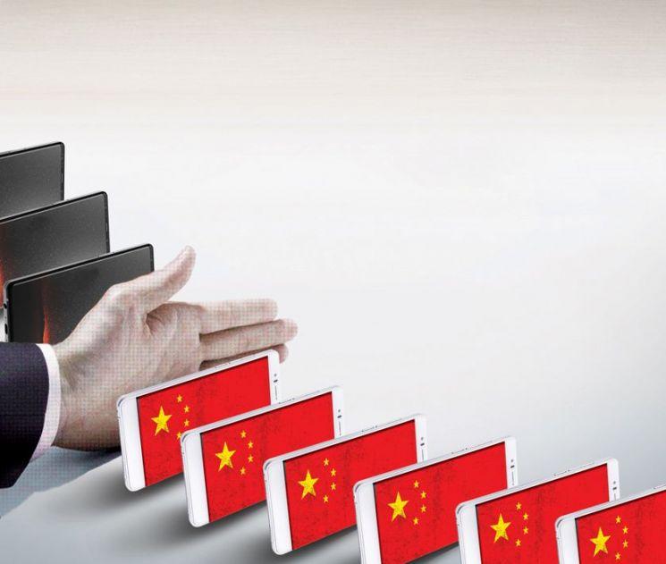 [중국폰 쓰나미] 한국까지 덮쳤다…판매량 2배 껑충