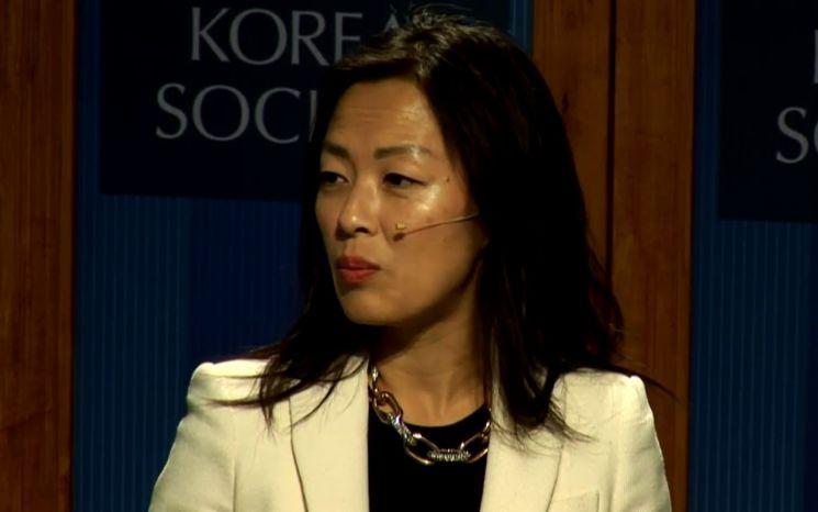 싱크탱크 브루킹스연구소의 정 박(한국명 박정현) 한국석좌