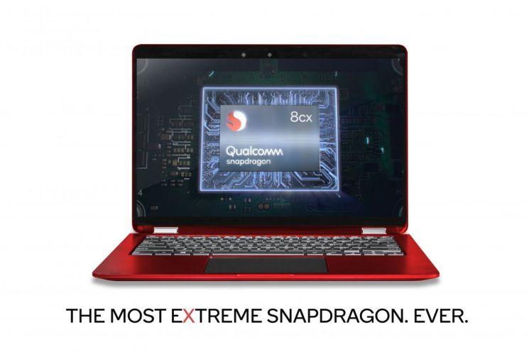 PC의 스마트폰화…퀄컴, 얇고 가벼운 노트북 플랫폼 공개