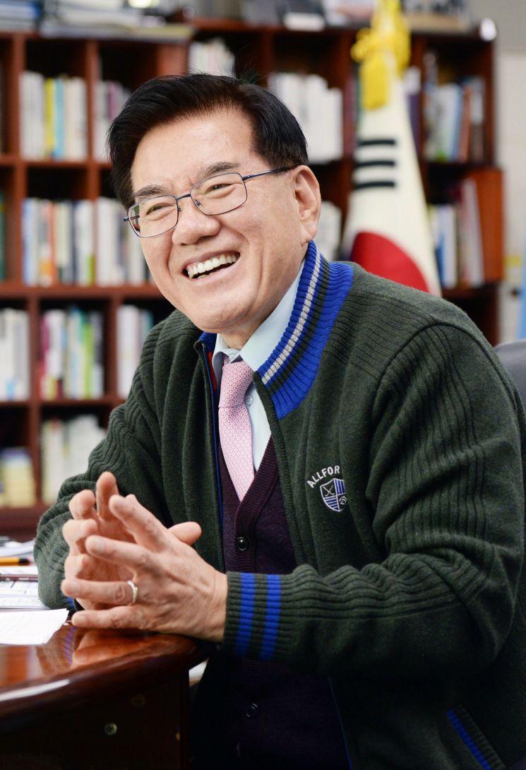 유덕열 동대문구청장, 제9회 서울사회복지대상 수상