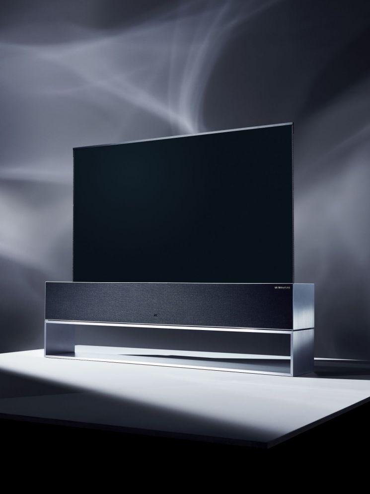 [CES2019]해외언론, 'LG 롤러블 올레드 TV'에 찬사 이어져