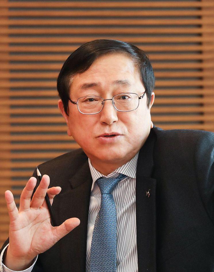 송승철 한불모터스 대표이사(사진=한불모터스 제공)